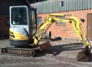 New Holland E20.2SR, E22.2SR, E27.2SR Mini Crawler Excavator Service Repair Manual