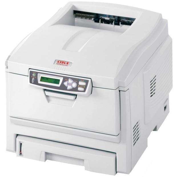 OKI C5300/C5100 Color LED Page Printer Service Repair Manual