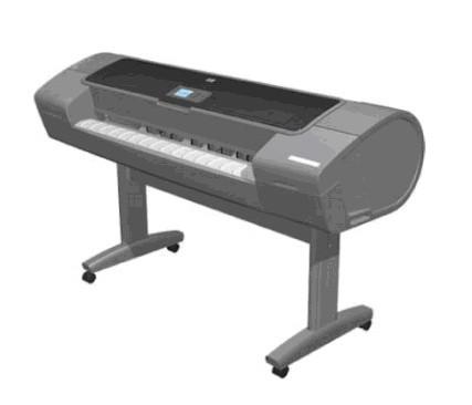 HP Designjet Z2100, Z3100, Z3100ps GP Photo Printer Series Service Repair Manual