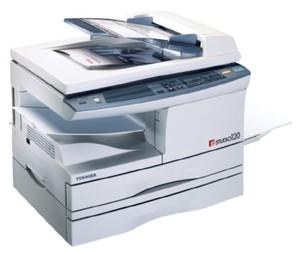 TOSHIBA e-STUDIO 120/150 DIGITAL PLAIN PAPER COPIER Service Repair Manual + Service Parts List