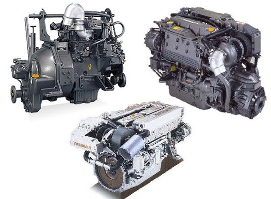 YANMAR D27A & D36A SERIES DIESEL OUTBOARD MOTOR SERVICE REPAIR MANUAL