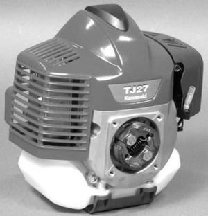 Kawasaki TJ27D 2-Stroke Air-Cooled Gasoline Engine Service Repair Manual
