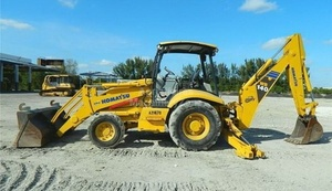 KOMATSU WB140-2N, WB150-2N BACKHOE LOADER SERVICE REPAIR MANUAL + OPERATION & MAINTENANCE MANUAL