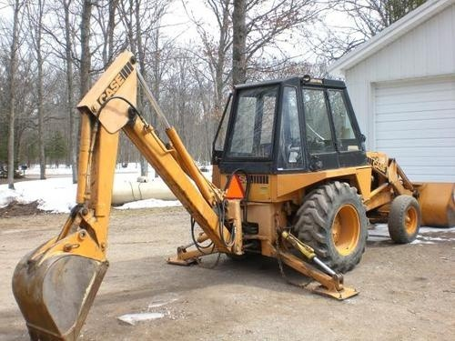 CASE 480C LOADER BACKHOE SERVICE REPAIR MANUAL
