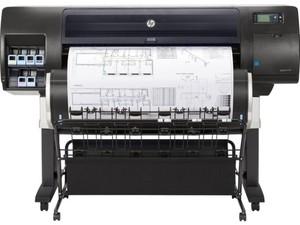 HP Designjet T7200 Production Printer Service Repair Manual