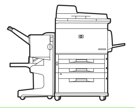 HP LaserJet M9059 MFP Series printer Service Repair Manual
