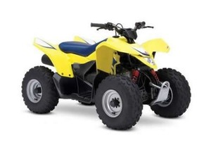 2007 SUZUKI LT-Z90 QuadSport All Terrain Vehicle Service Repair Manual