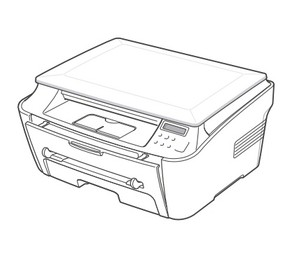 Samsung SCX-4100 Laser Multi-Function Printer Service Repair Manual