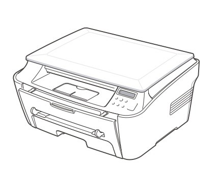 Samsung SCX-4100 Laser Multi-Function Printer Service Repair Manual