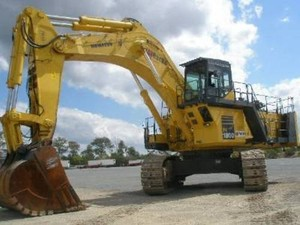 KOMATSU PC1800-6 EXCAVATOR SHOP MANUAL + FIELD ASSEMBLY MANUAL + OPERATION & MAINTENANCE MANUAL