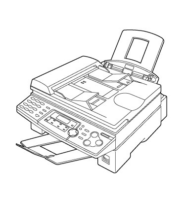 Panasonic KX-FLB758RU Multi-Function Laser Fax Service Repair Manual