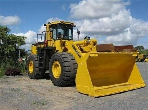 KOMATSU WA600-3LK WHEEL LOADER SERVICE REPAIR MANUAL + OPERATION & MAINTENANCE MANUAL