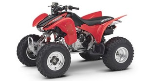 HONDA TRX300EX / TRX300X SERVICE REPAIR MANUAL 2007-2009 DOWNLOAD