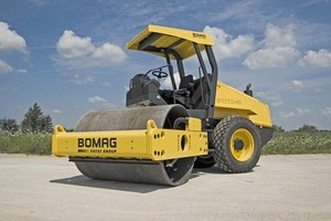 BOMAG Single Drum Roller BW156D-3 / BW156DH-3 / BW156PDH-3 / BW177D-3 OPERATION & MAINTENANCE MANUAL