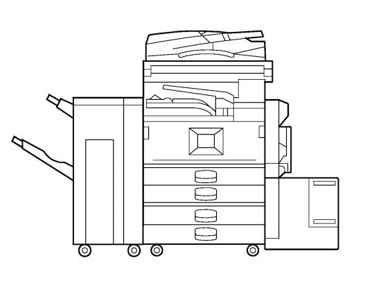 RICOH Aficio 2035e, Aficio 2045e Service Repair Manual + Parts Catalog