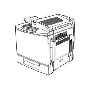 Epson AcuLaser Color 2000 A4 Color Page Printer Service Repair Manual
