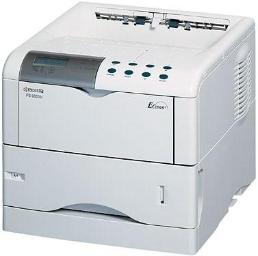 Kyocera mita FS-1900 Laser Printer Service Repair Manual + Parts List