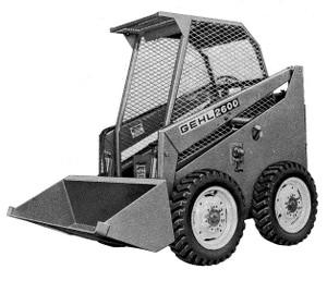 GEHL HL2600 Skid Loader Parts Manual