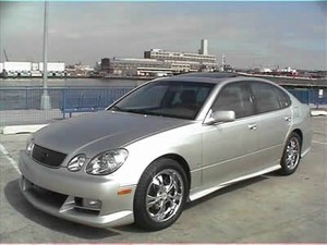 2000 LEXUS GS300 / GS400 SERVICE REPAIR MANUAL