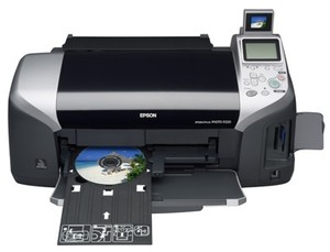 EPSON Stylus Photo R320 Color Inkjet Printer Service Repair Manual