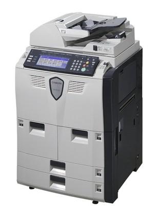 Kyocera KM-6030 / KM-8030 Service Repair Manual + Parts List