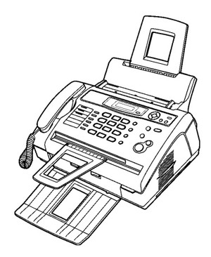 Panasonic KX-FL403RU Compact Laser Fax Service Repair Manual