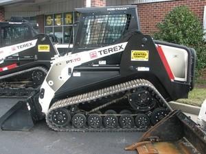 TEREX PT-70, PT-80 Rubber Track Loader Service Repair Manual