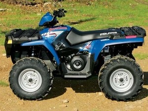 2005 POLARIS SPORTSMAN 400 / 500 ATV SERVICE REPAIR MANUAL