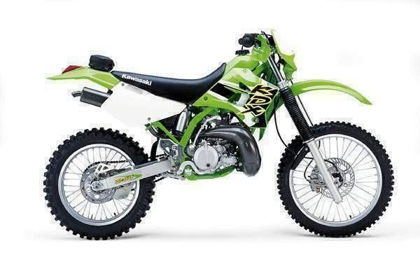 KAWASAKI KDX200 MOTORCYCLE SERVICE REPAIR MANUAL 1998-2004 DOWNLOAD