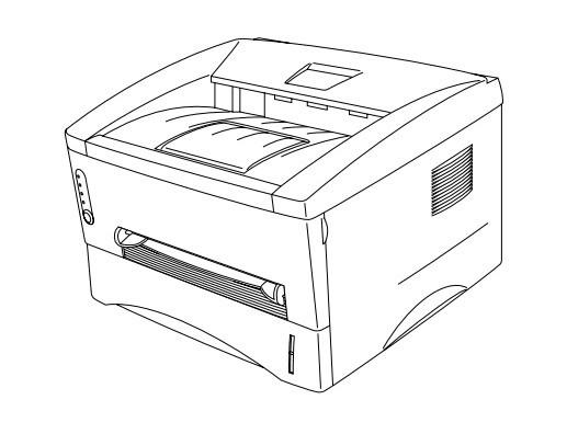 Brother Laser Printer HL-1060 Parts Reference List