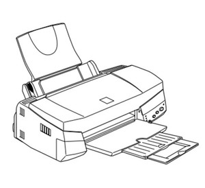 Epson Stylus Color 670 Color Ink-Jet Printer Service Repair Manual