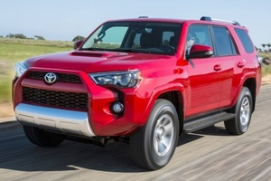 2015 TOYOTA 4RUNNER SERVICE REPAIR MANUAL