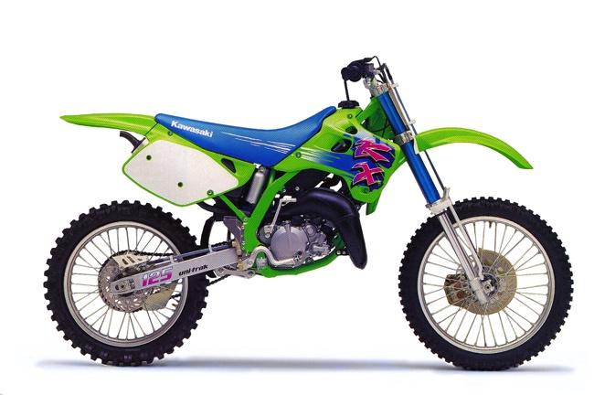 kawasaki kx125 kx250 motorcycle service repair manual rh sellfy com 2005 KX125 2000 KX125