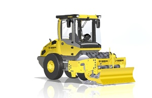 BOMAG Single Drum Rollers BW 145 D-3 / BW 145 DH-3 / BW 145 PDH-3 SERVICE TRAINING MANUAL