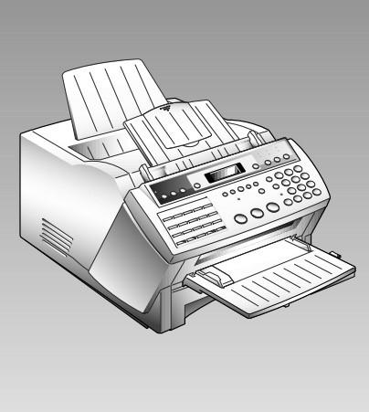 Samsung FACSIMILE SF6500/SF6600 Service Repair Manual