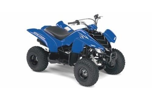 YAMAHA YFM50S RAPTOR ATV SERVICE REPAIR MANUAL 2003-2004 DOWNLOAD