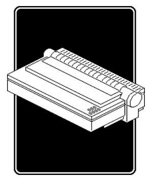Apple ImageWriter II Service Repair Manual