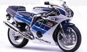 1985 SUZUKI GSX-R400 SERVICE REPAIR MANUAL