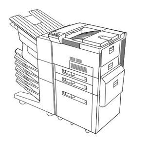 HP LaserJet 8100, 8100 N, 8100 DN, Paper Handling Devices Service Repair Manual