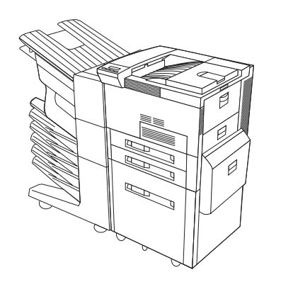 HP LaserJet 8100, 8100 N, 8100 DN, Paper Handling Devices Service Repair Manual