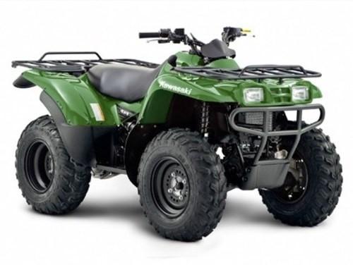 2003 KAWASAKI KVF 360 / PRAIRIE 360 ATV SERVICE REPAIR MANUAL