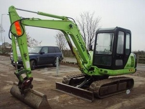 HYUNDAI R55-3 CRAWLER EXCAVATOR SERVICE REPAIR MANUAL