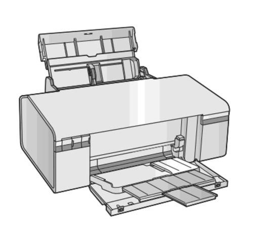 Epson Stylus Photo R280/R285/R290 Color Inkjet Printer Service Repair Manual