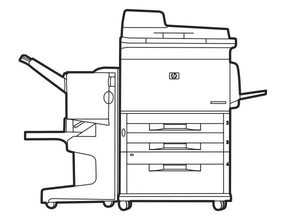 HP LaserJet M9040, M9050 MFP Series printer Service Repair Manual