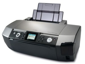 EPSON Stylus Photo R340, R350 Color Inkjet Printer Service Repair Manual