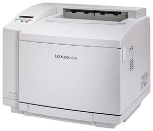 Lexmark C720 Color Laser Printer Service Repair Manual