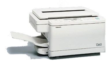 TOSHIBA 1360, 1370 Parts Catalog