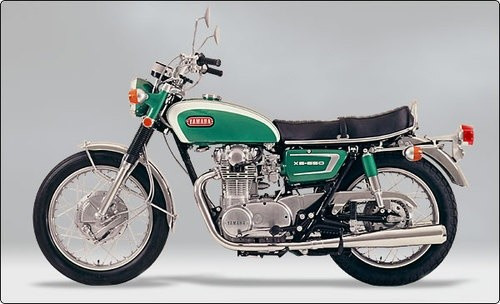 YAMAHA XS650 MOTORCYCLE SERVICE REPAIR MANUAL 1979-1981 DOWNLOAD