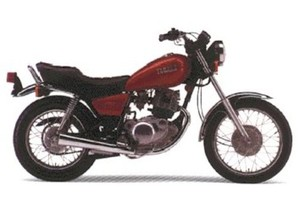 YAMAHA SR250G MOTORCYCLE SERVICE REPAIR MANUAL