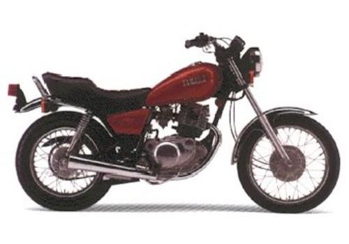 YAMAHA SR250G MOTORCYCLE SERVICE REPAIR MANUAL